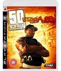 50 Cent Blood on The Sand (PS3) [Русская документация]